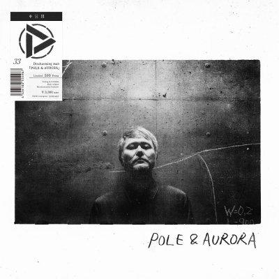 画像1: Discharming man / POLE & AURORA (LP)